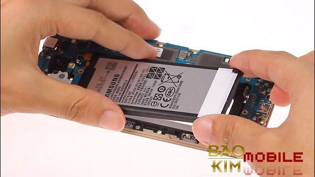 Thay nút nguồn Samsung J7 Pro, Prime