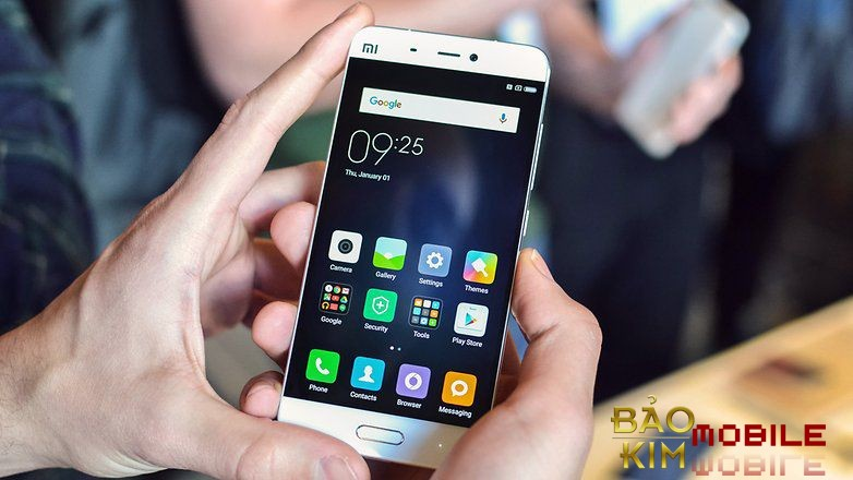 Bảo kim mobile nhận thay pin Xiaomi Mi5 lấy luôn.