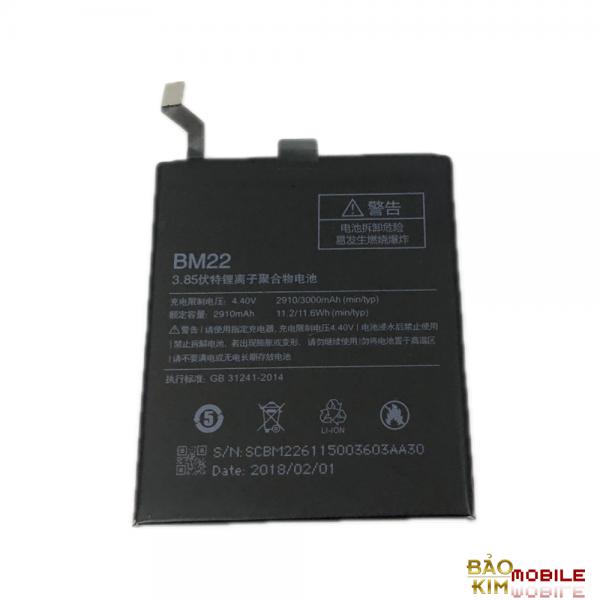 Thay pin Xiaomi Mi5, Mi5S, Mi5s Plus, Mi5C