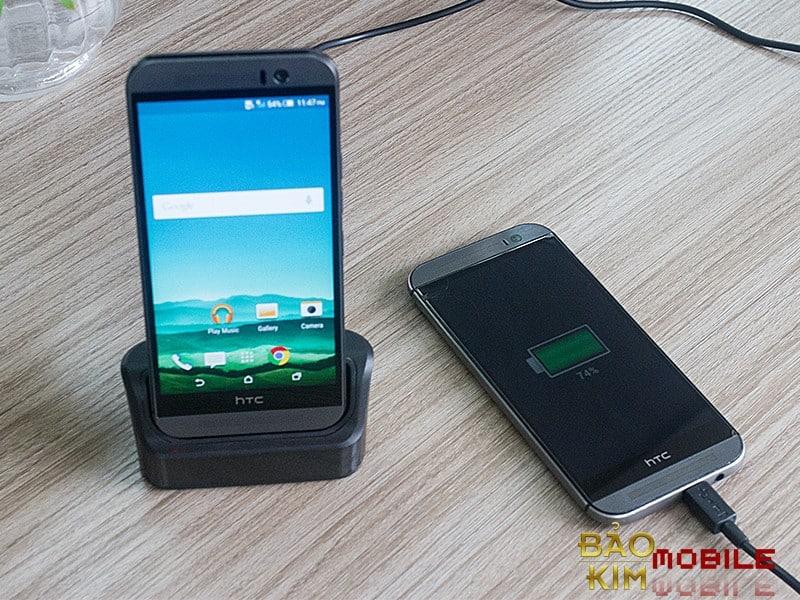 Sạc không đúng cách có thể khiến HTC One M8 hỏng pin