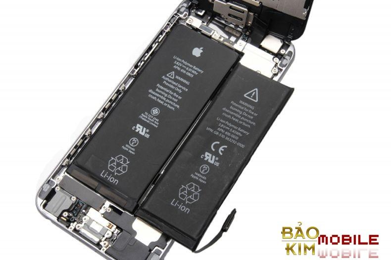 Pin iPhone chính hãng