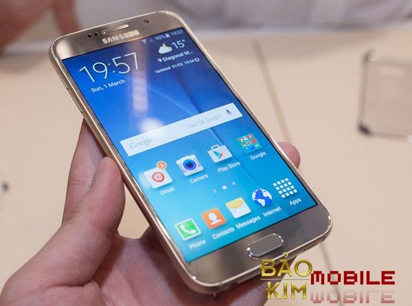 Dịch vụ thay pin Samsung S6 tại Bảo kim mobile