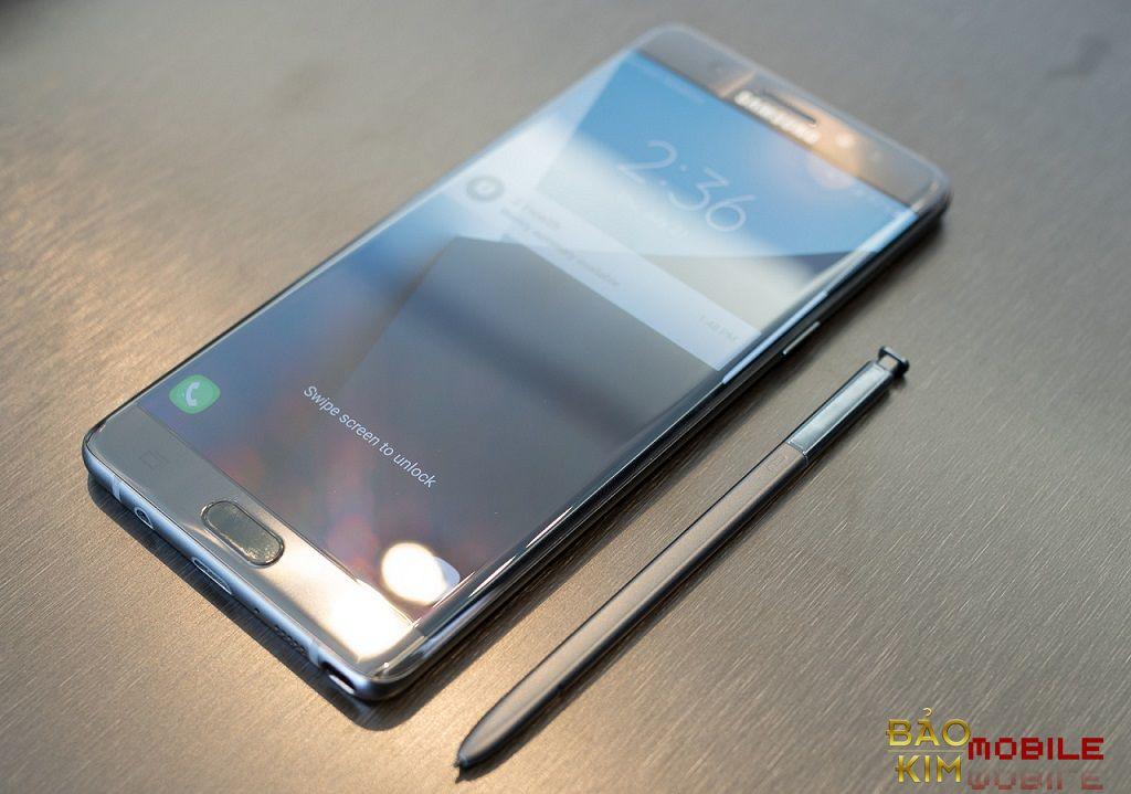 Lựa chọn địa chỉ thay pin Samsung Note 7 chính hãng