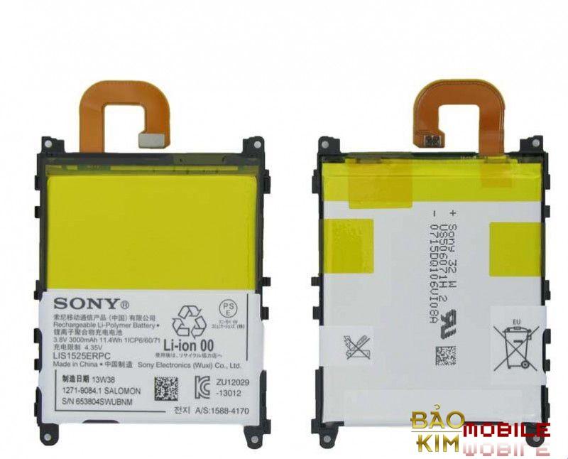 Thay pin Sony Z1, Z2, Z3, Z4, Z5