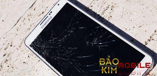 Thay mặt kính Samsung Note 1, 2, 3, 4