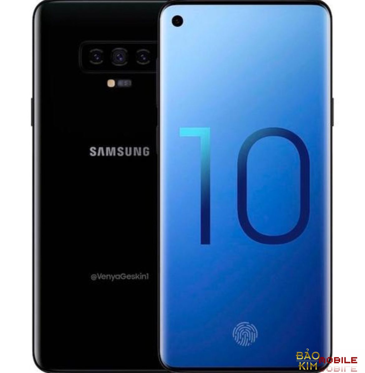 Thay mặt kính Samsung S10, S10 Plus