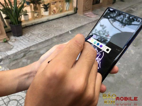 Dịch vụ thay/ ép kính Samsung Note 8 tại Bảo kim mobile