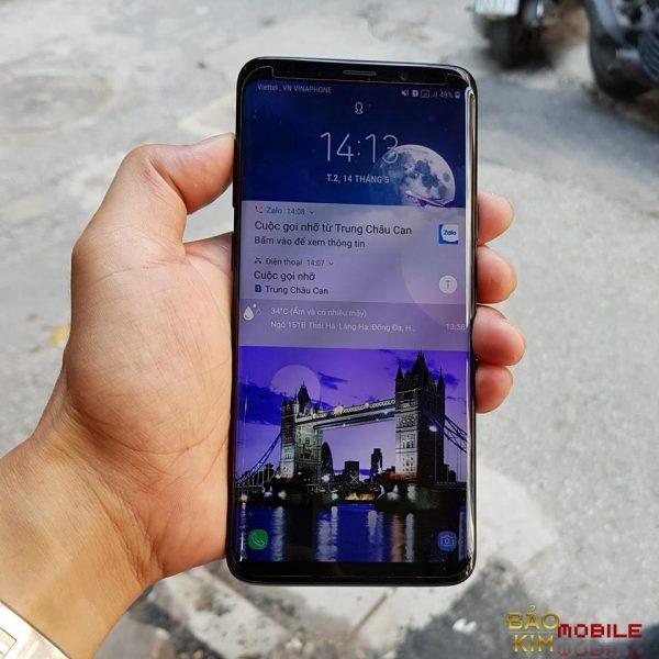 Bảo kim mobile thay/ ép kính Samsung S9 đẹp như Zin