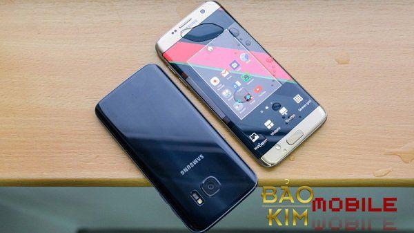 Điện thoại rơi nước hoàn toàn có thể gây hư hỏng & phải thay IC Wifi Samsung S7 Edge