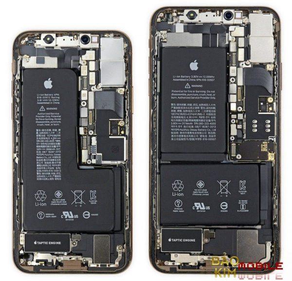 Tùy trường hợp phải thay bo cáp sạc iPhone X/ XS Max