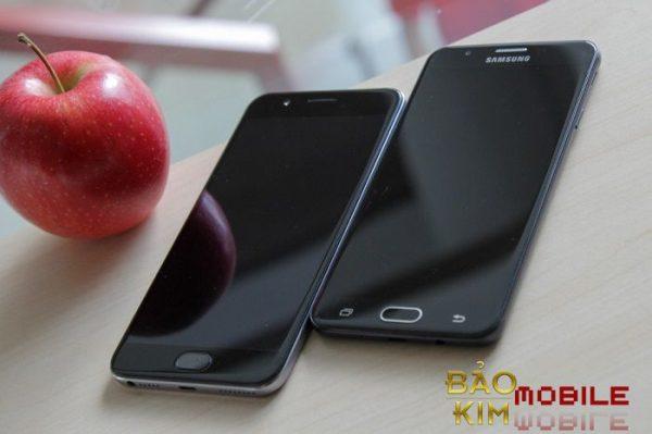 Điện thoại Samsung J7 Pro & J7 Prime mất nguồn, không lên nguồn.