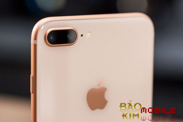 Sau khi thay kính camera iPhone 8, 8 Plus đảm bảo đẹp như mới