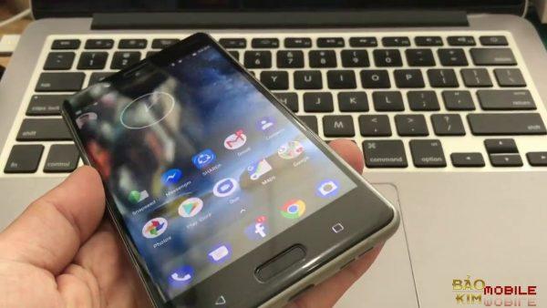 Sau khi thay màn hình Nokia 8 máy như Zin