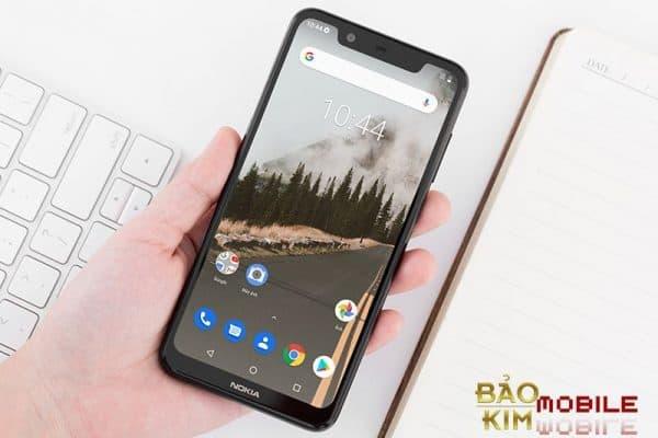 Thay màn hình Nokia X5, X5 Plus