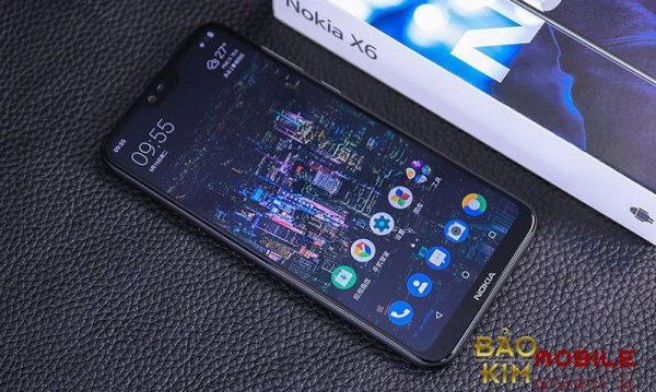 Địa chỉ thay màn hình Nokia X6, X6 Plus uy tín, giá rẻ