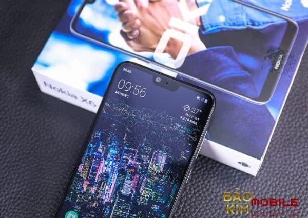 Thay màn hình Nokia X6, X6 Plus