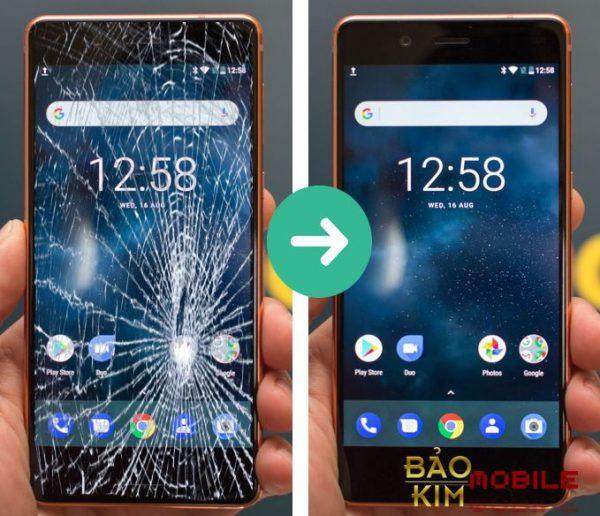 Địa chỉ thay thế mặt kính Nokia nhanh chóng, đạt chuẩn tại Hà Nội.
