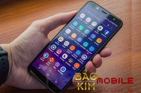Thay mặt kính Samsung A6/ A6 Plus