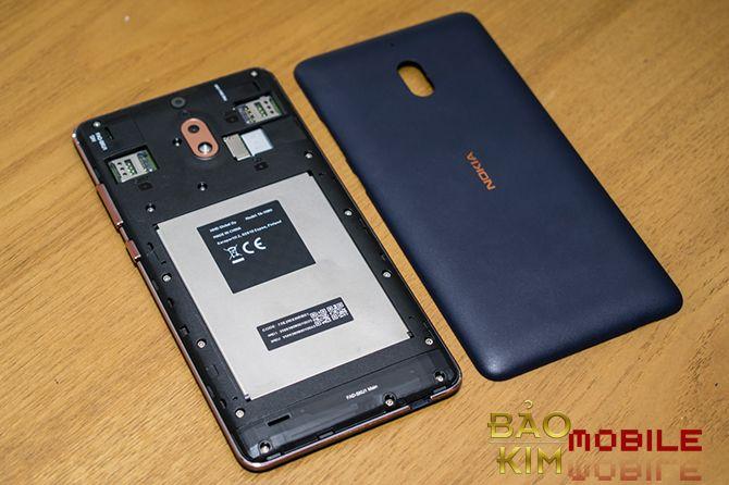 Thay pin Nokia 3.1 giá rẻ tại Bảo kim