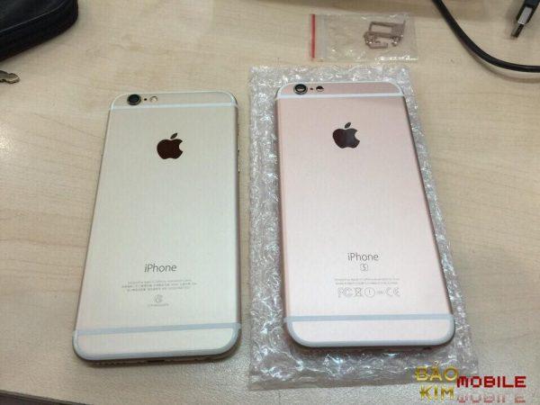 Trung tâm nhận thay vỏ iPhone ở tất cả các model Zin 100%