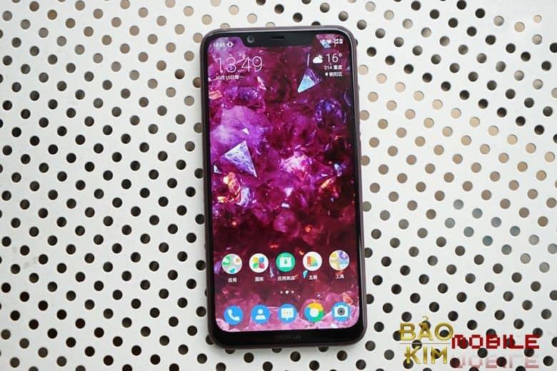 Thay màn hình Nokia X7