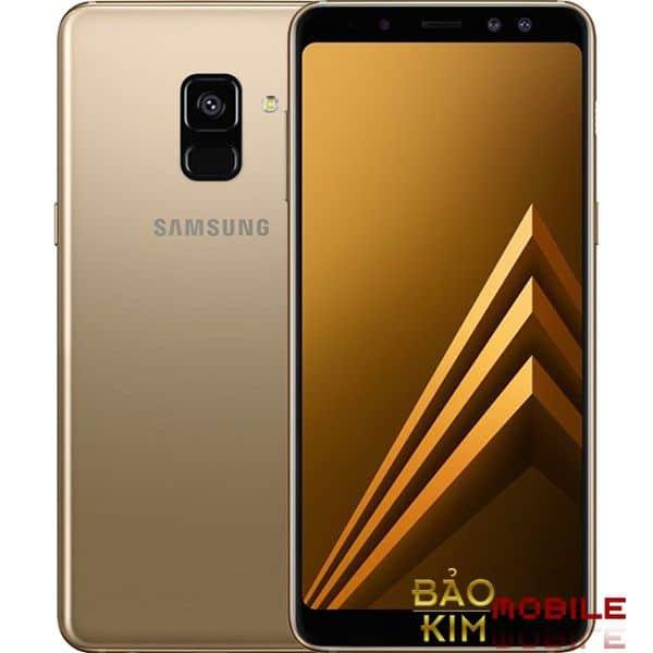 Bảo kim mobile nhận ép kính Samsung A8 2018 lấy ngay