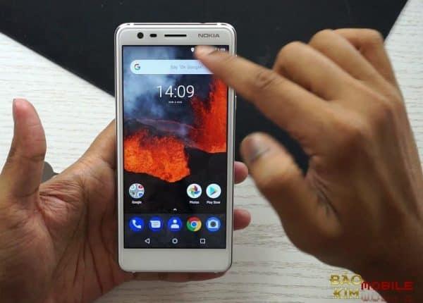 Sửa Nokia 3.1 mất nguồn lấy ngay
