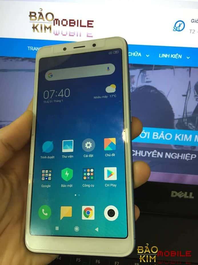 Sửa Xiaomi đơ cảm ứng