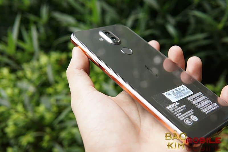 Thay pin Nokia X7