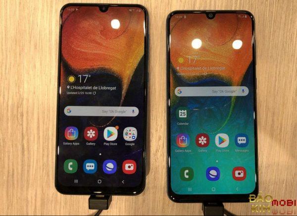 Thay mặt kính, màn hình Samsung A50