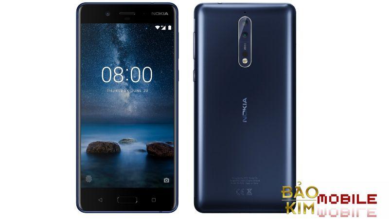Thay pin Nokia 8, 9