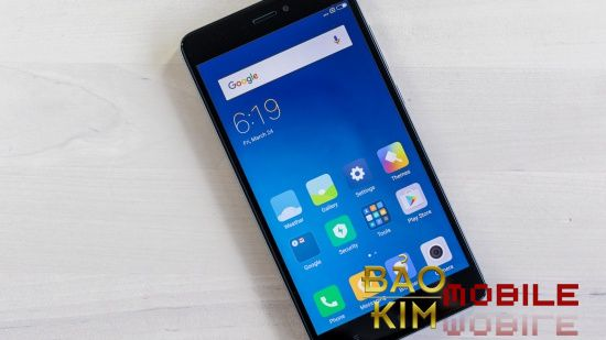 Ép kính Xiaomi Redmi 4/ 4X