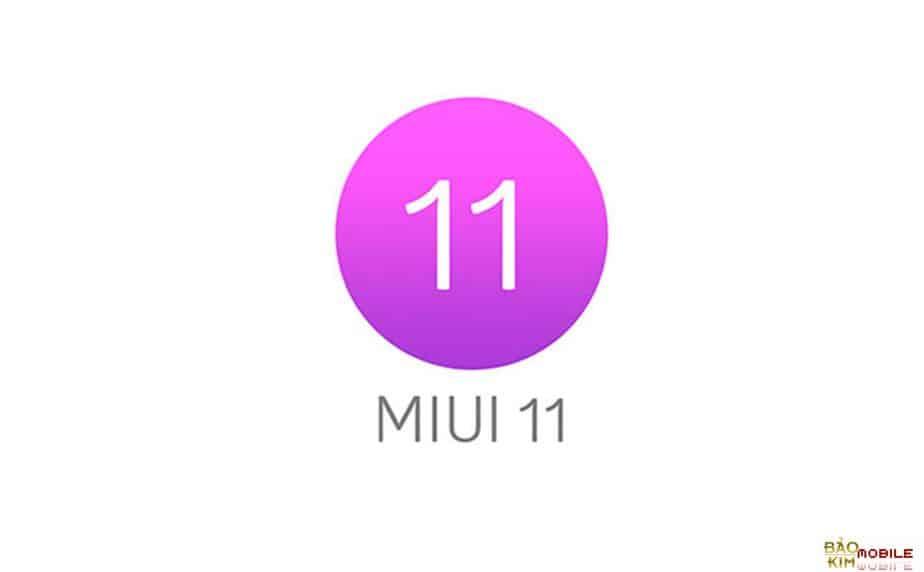 Xiaomi công bố các tính năng mới trên MIUI 11