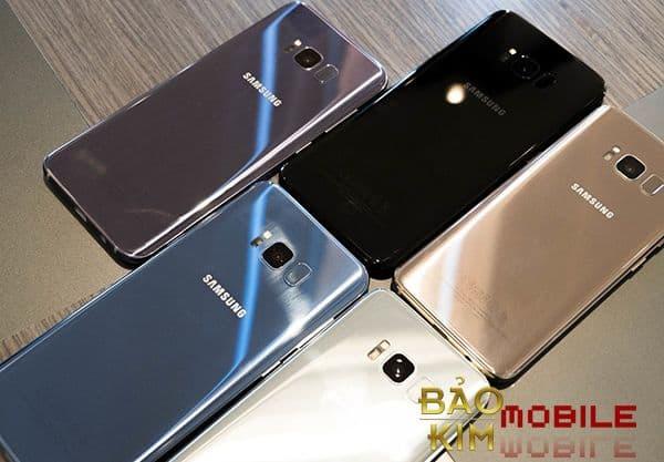 Thay nắp lưng sau Samsung S8, S8 Plus