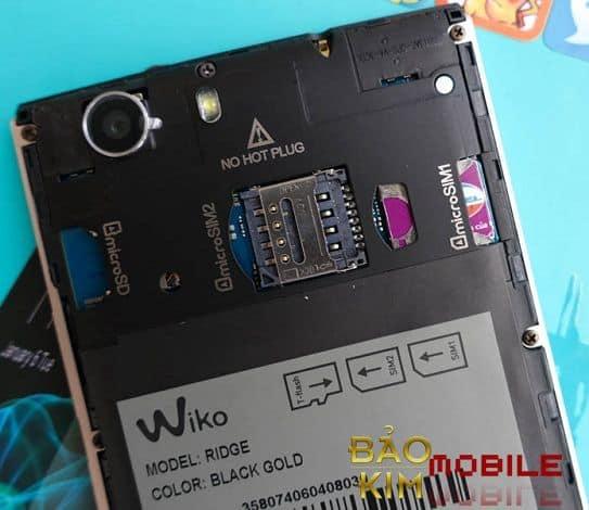 Thay Mic điện thoại Wiko