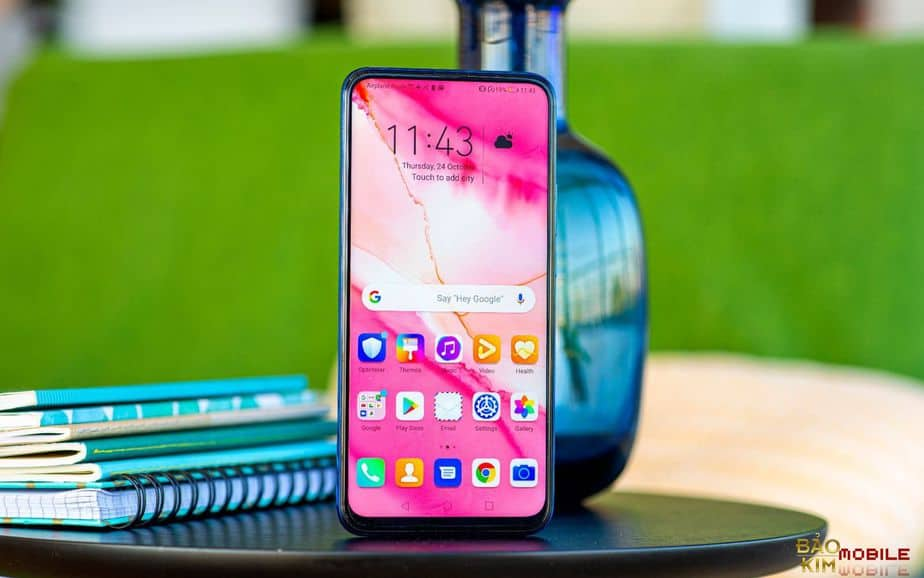 Thay mặt kính Huawei Honor 9X