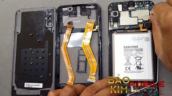 Thay Mic Samsung A50, A50S