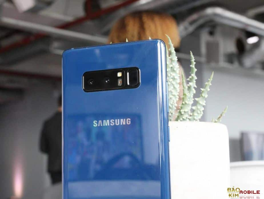 Thay Mic Samsung Note 8