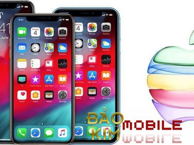 Thay mặt kính iPhone 11