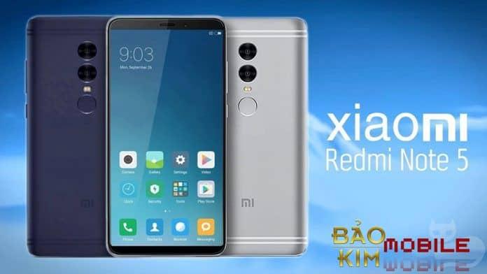 Thay mic Xiaomi Redmi Note 5