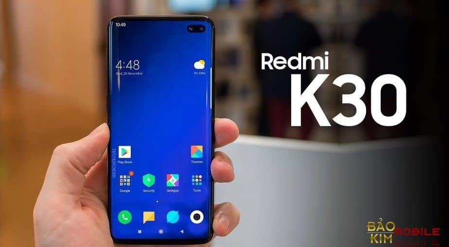 Thay chân sạc Xiaomi Redmi K30, K30 Pro