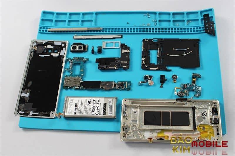 Thay main Samsung Note 8