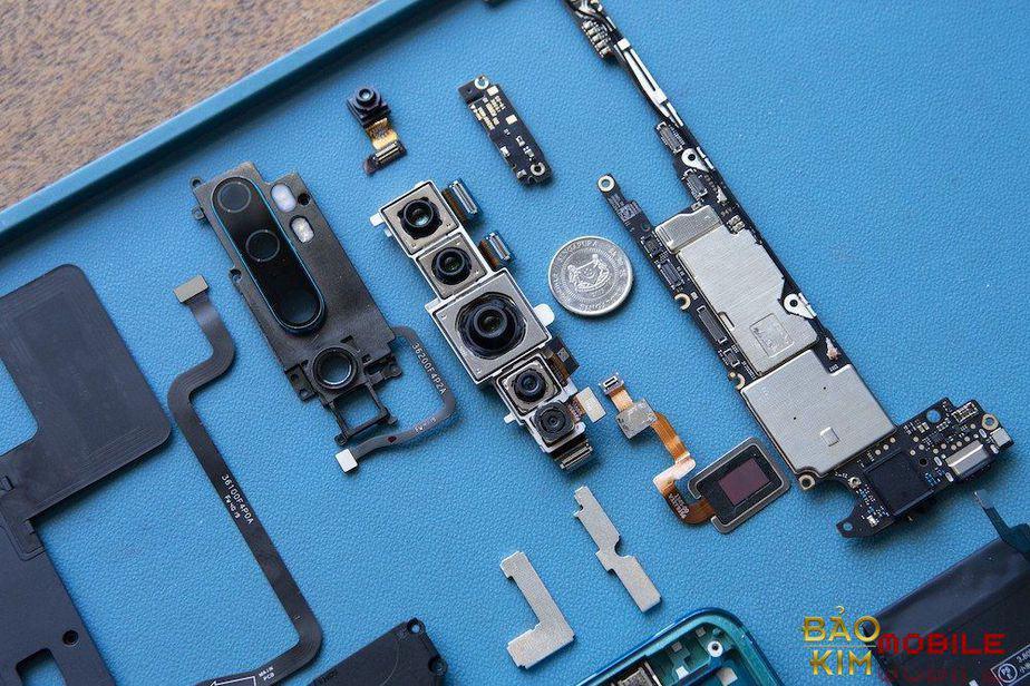 Thay mic Xiaomi Redmi Note 10