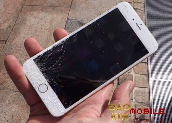Những lưu ý cho bạn khi thay mặt kính iPhone 6/6 Plus
