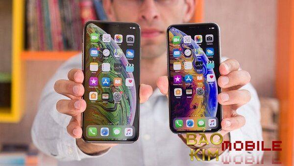 Khi nào nên thay màn hình iPhone X, XS , XS max?