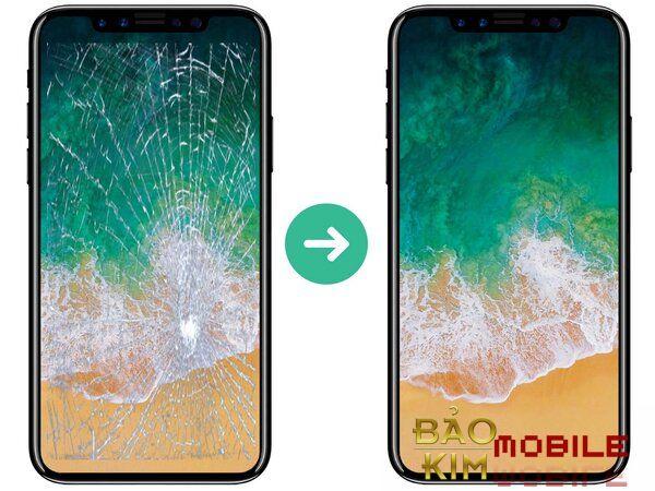 Thay màn hình iPhone X, XS , XS Max Chính hãng ở đâu?