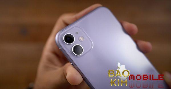 Một số lỗi và cách sửa Camera iPhone 11