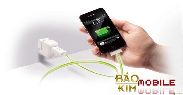 Sửa iPhone sạc không vào điện