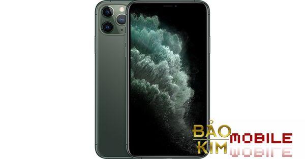 Sửa iPhone 11, 11 Pro Max không lên nguồn, mất nguồn tại Hà Nội