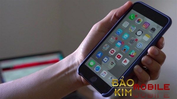 Hướng dẫn cách sửa iPhone bị đơ cảm ứng